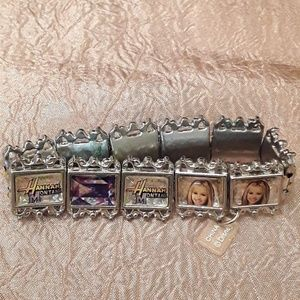 Disney Hannah Montana Miley Cyrus Stretch Bracelet